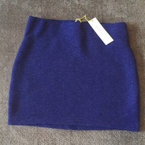 New with tags BCBG mini skirt